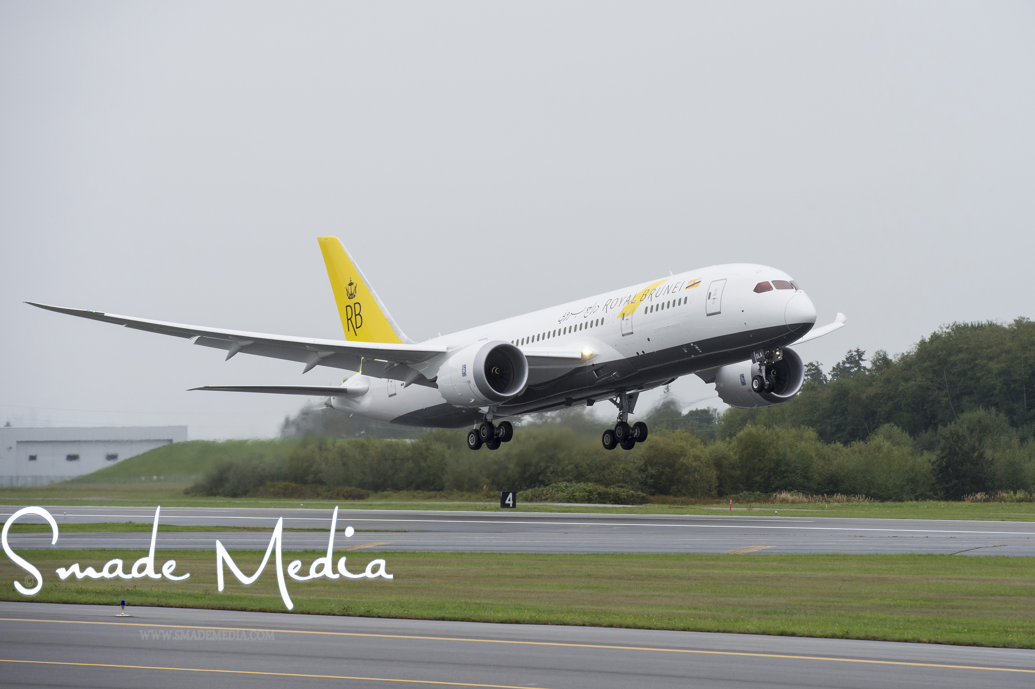 787-9 Taxi test