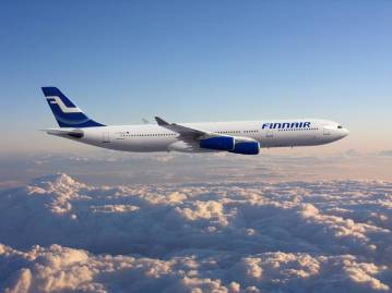 Finnair Airbus A330 (OLD LIVERY)