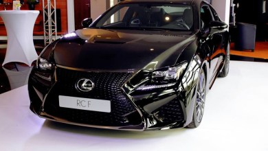Photo of [PHOTO] LEXUS RC F ALL BLACK WITH CARBON PACKAGE