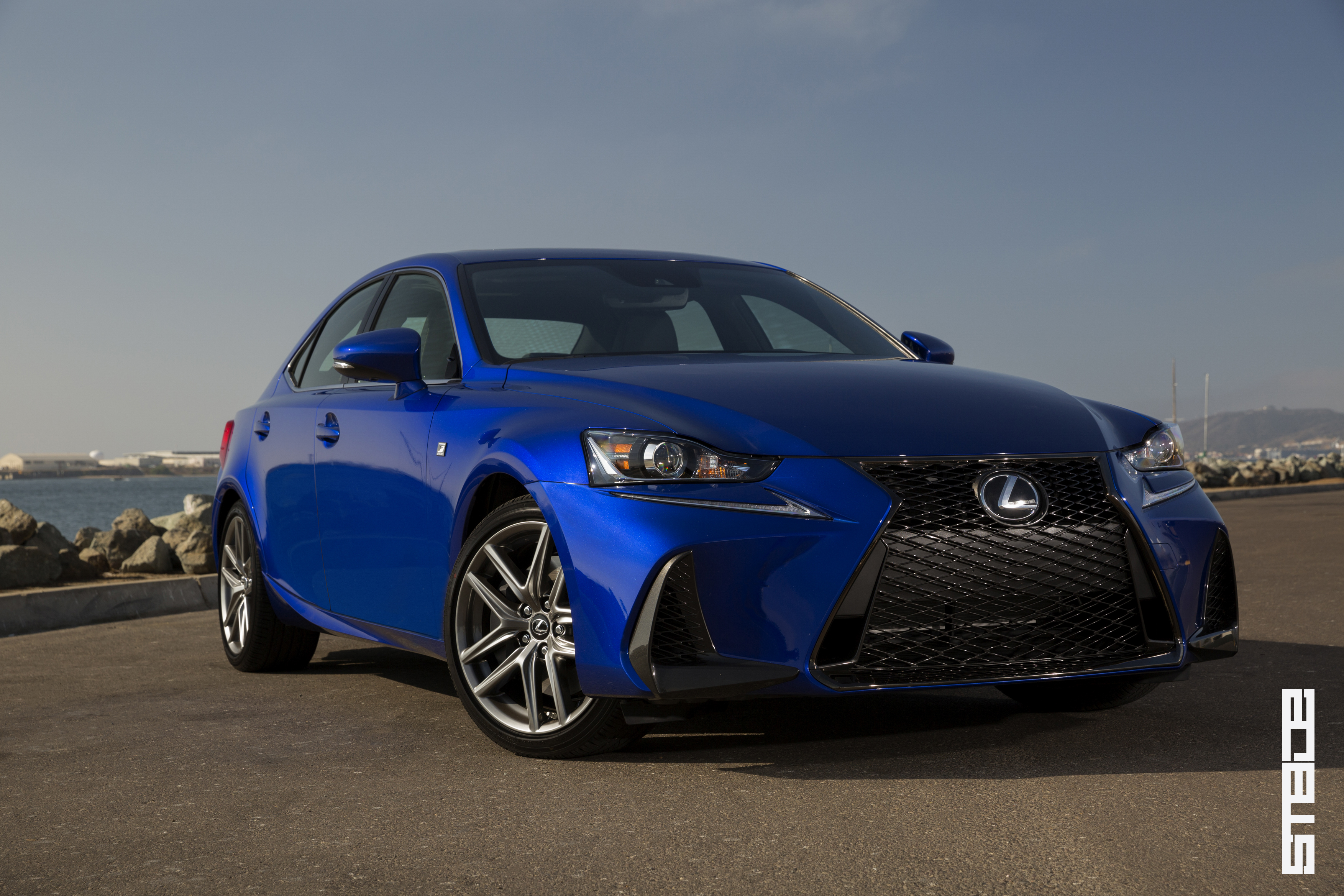 2017 Lexus IS 350 F SPORT - North American Launch Collection