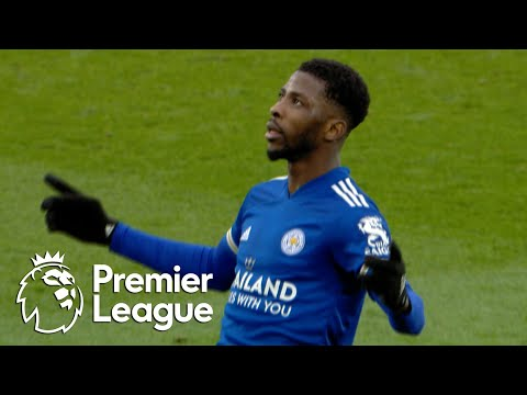 Kelechi Iheanacho seals his first Premier League hat trick for Leicester City   NBC Sports