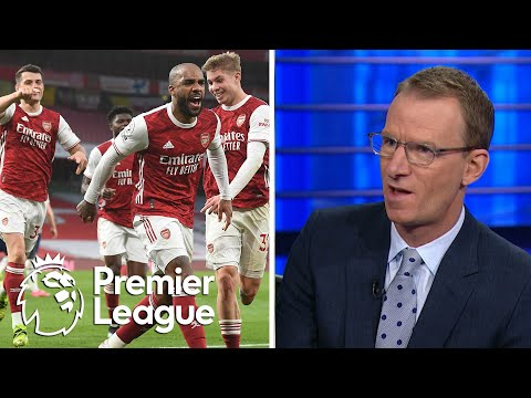 Reactions, analysis after Arsenal edge Tottenham in North London derby   Premier League   NBC Sports
