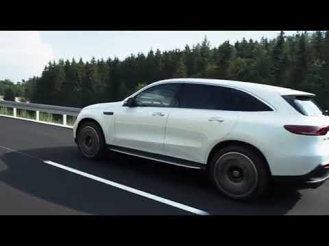 2020 Mercedes-Benz EQC 400 4 Matic AMG Line