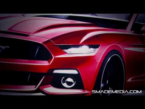 2015 FORD MUSTANG – In Depth Design Overview – SMADEMEDIA.COM