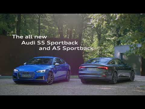 FIRST LOOK | The All-New Audi S5 Sportback and A5 Sportback | THE SMADE JOURNAL