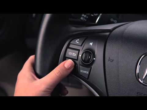 Navigation System Overview – MDX