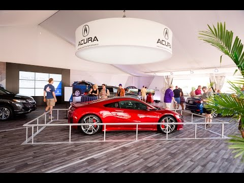 Acura at the 2016 New Orleans Jazz & Heritage Festival