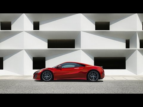Acura – NSX – The Motion Picture