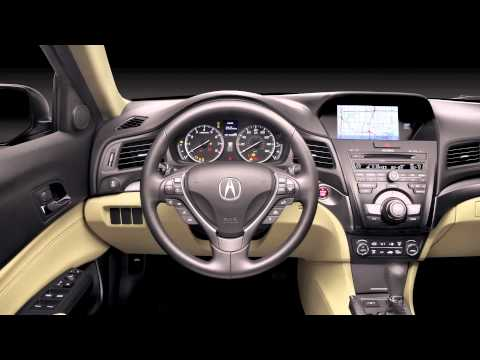 Acura – Acura Headquarters – Tyson Hugie Discusses the ILX Interior Design