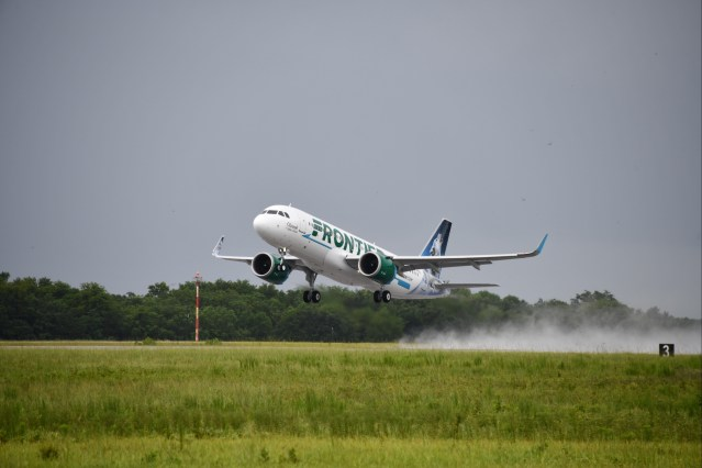 FEATURED IMAGE - Frontier Airlines