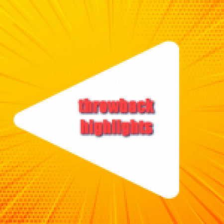 Group logo of Throwback Highlights Group Page