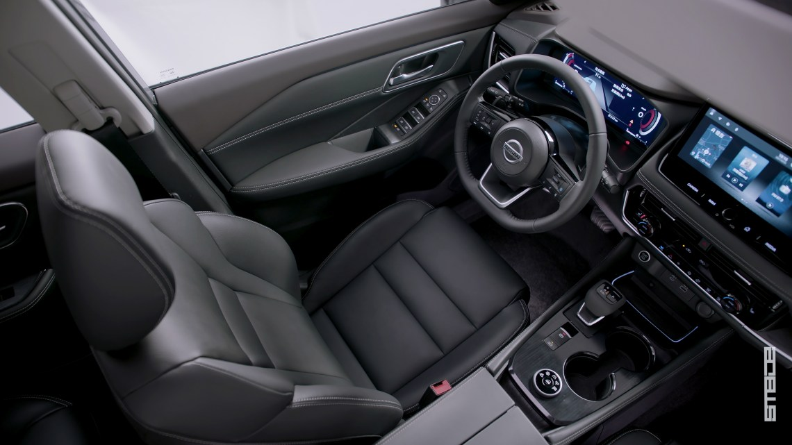 2022 Nissan X-Trail - inDesign Stills -(15)- THE SMADE JOURNAL
