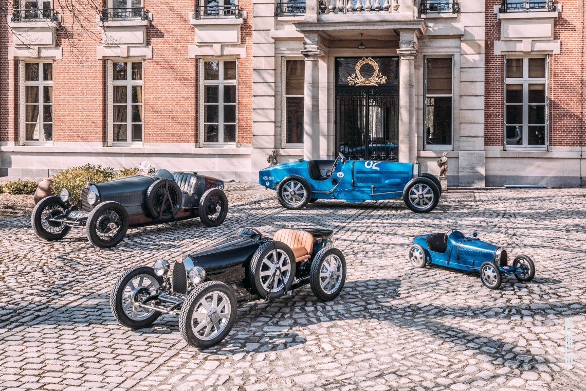 Bespoke Bugatti Baby II - The Little Car Company - inDesign -(3)- THE SMADE JOURNAL