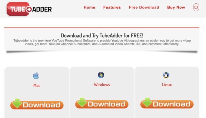 Tube Adder Review - Is it the top YouTube bot? - The Small Business Blog