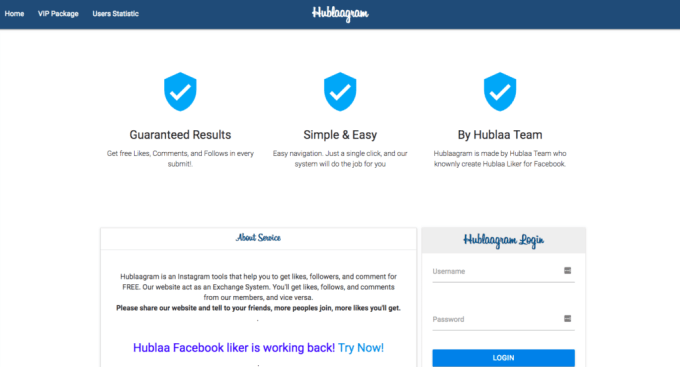 Hublaagram Review - The Small Business Blog