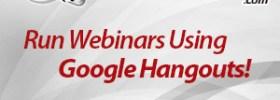 Google Hangout Webinar Plugin