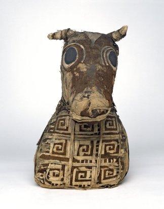 Mummy of a bullock