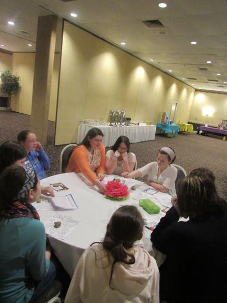 LCN ladies retreat teen