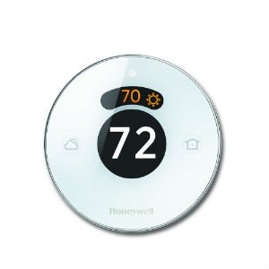 honeywell t8575 thermostat how to take face off