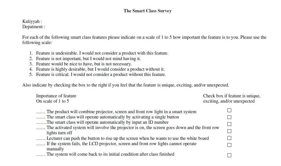 importance of smart class