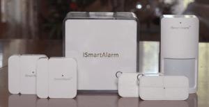 smart alarm, smart security, Isamrtalarm