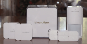 smart alarm, smart security, Isamrtalarm