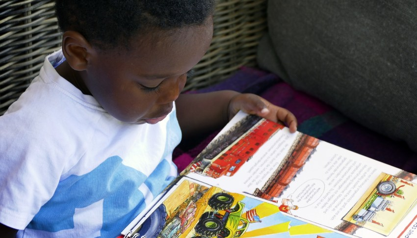 6 Ways to Help Your Son Enjoy Reading