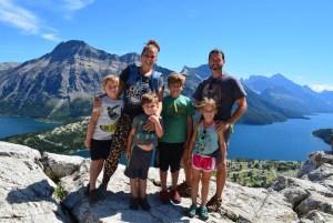 crazy family adventure blog