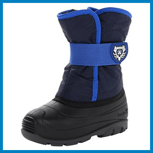Kamik Footwear Snowbug3 Insulated Boots