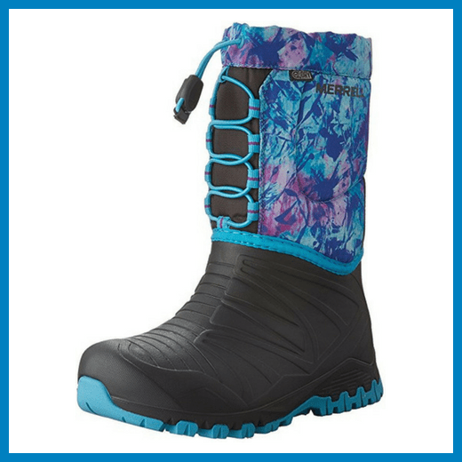 Merell Snow Quest Lite Waterproof Snow Boots