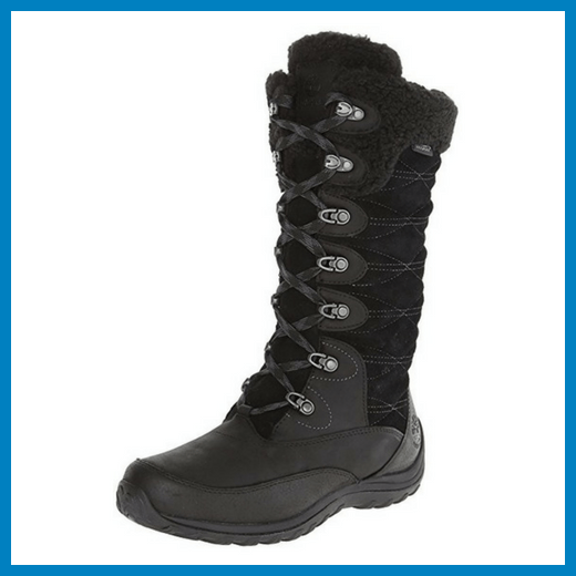 Timberland Women's Earthkeepers Willowood Waterproof Snow Boots