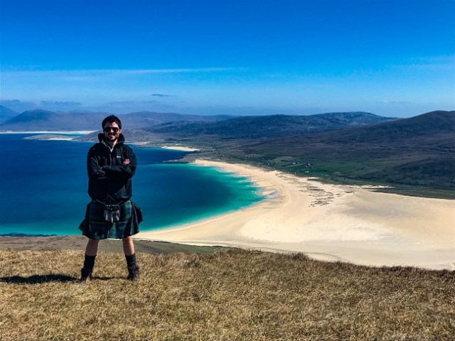 travels with a kilt