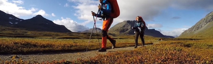 what is the difference between hiking and trekking