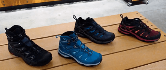 Best hiking boot brands