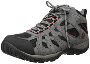 Columbia hiking boots
