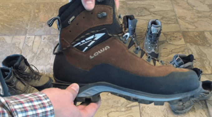 Lightweight Walking Boots