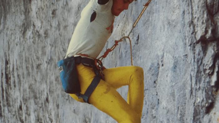 set rock climbing routes