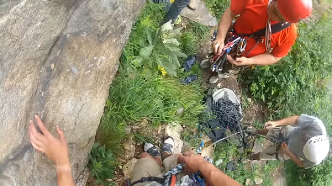 How To Build An Outdoor Rock Climbing Wall