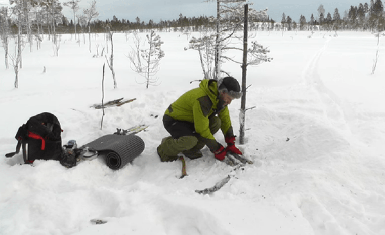 Tips of How To Camp in Winter
