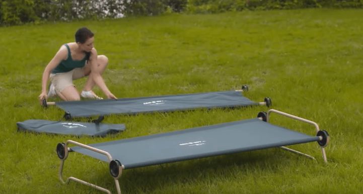 Best Camping Cot For Side Sleepers