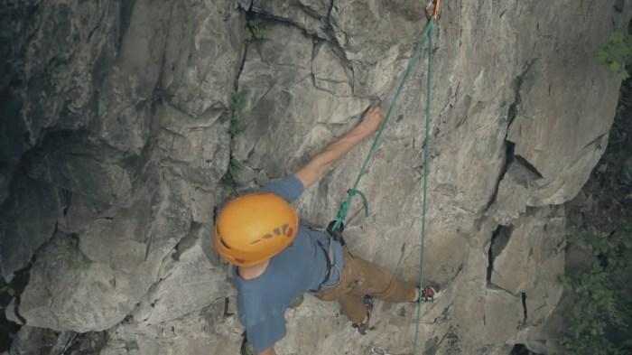 Rock Climbing NJ