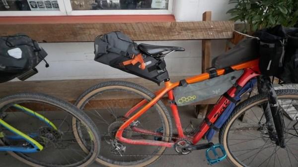 acid-based cleaners bikepacking