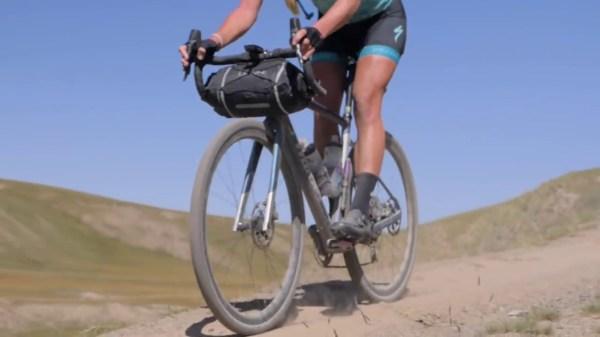 a bikepacking trail ideal bikepacking