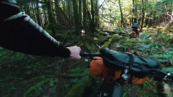 many low-cost, entry-level mountain bikes bikepacking