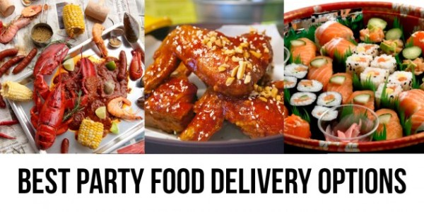 15 Party Food Delivery Options That Are Not Pizza Or Fast ...