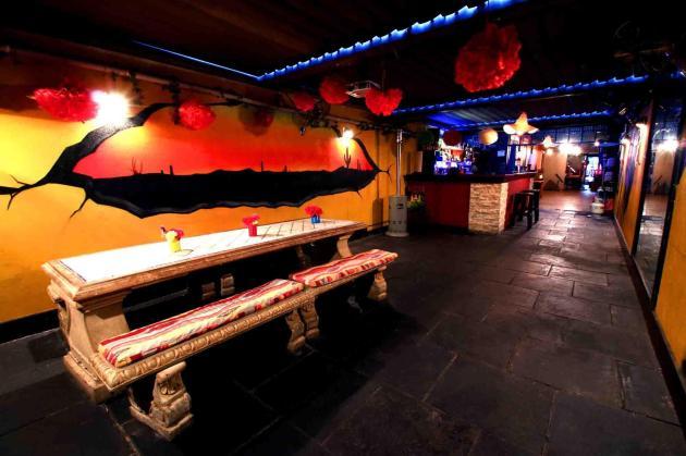 Maya Tequila Bar & Grill
