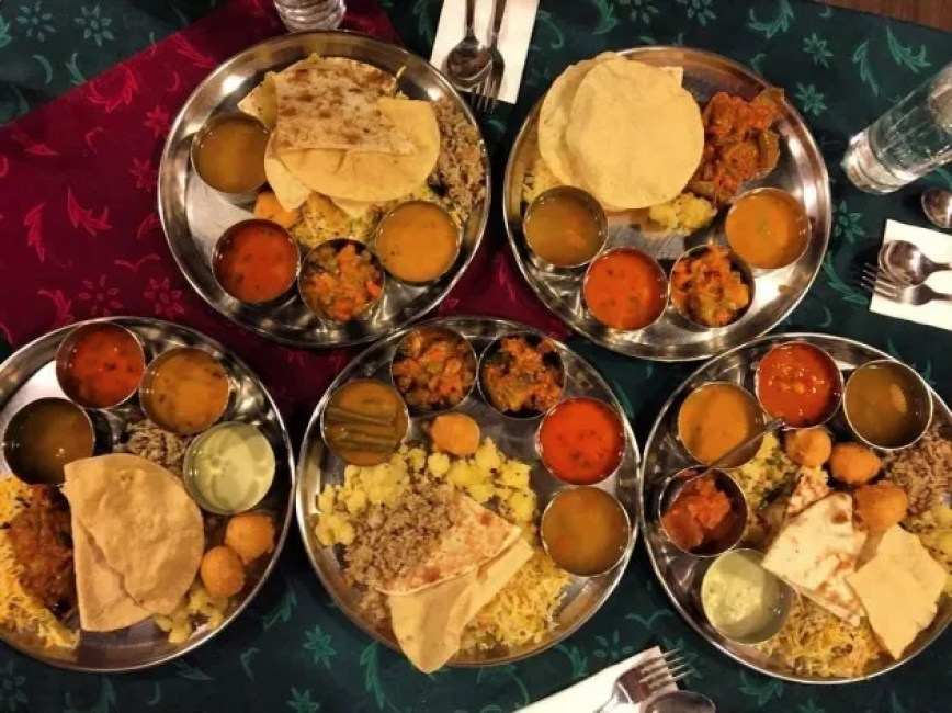 Annalakshmi (Vegetarian), pay as you wish