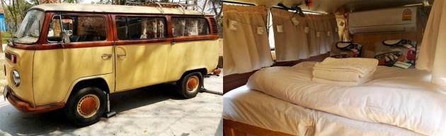 Sleep in a Camper Van at Ozono Resort