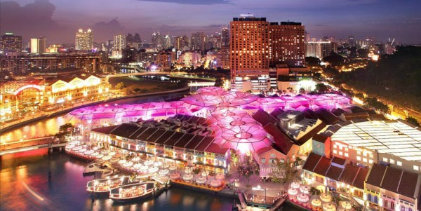 30 Bars, Clubs And Nightlife Spots In Singapore To Visit ...