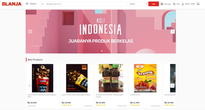 16 Indonesian Online Shopping Websites To Get What You Need